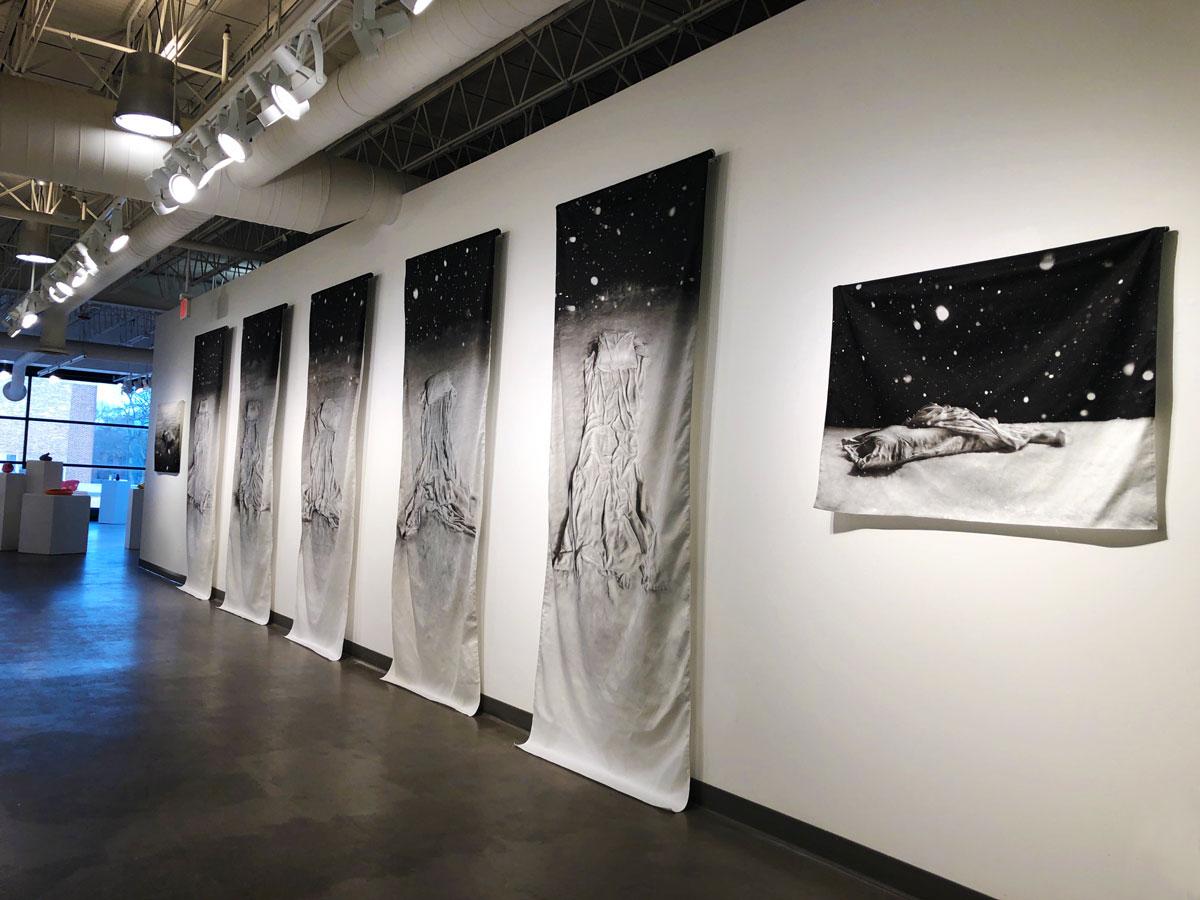 dis-PLACED: Gentle Disquiet, Evanston Art Center